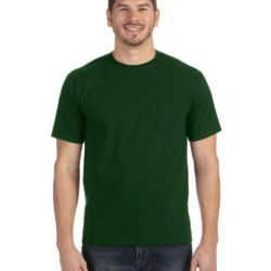 Adult Midweight Pocket T-Shirt Thumbnail