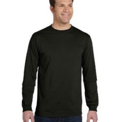 Men's 5.5 oz., 100% Organic Cotton Classic Long-Sleeve T-Shirt Thumbnail