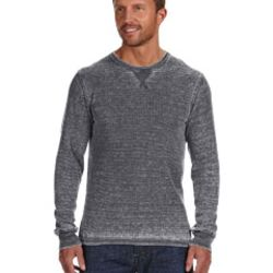 Men's Vintage Zen Thermal Long-Sleeve T-Shirt Thumbnail