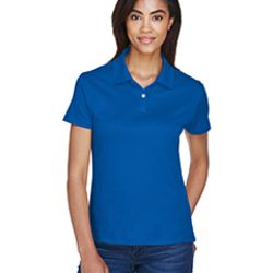 Ladies' Pima-Tech™ Jet Piqué Polo Thumbnail