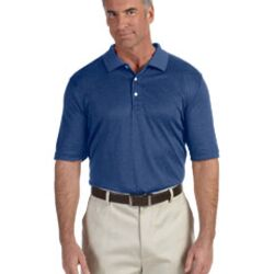 Men's Pima-Tech™ Jet Piqué Heather Polo Thumbnail