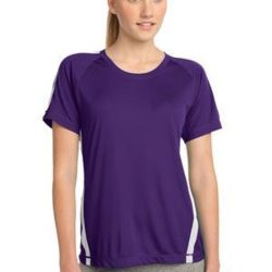 Ladies Colorblock PosiCharge ® Competitor™ Tee Thumbnail