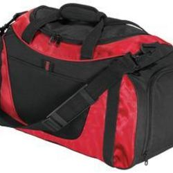 Small Two Tone Duffel Thumbnail