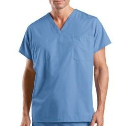 Reversible V Neck Scrub Top Thumbnail