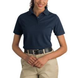 Ladies Industrial Pique Polo Thumbnail