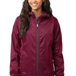Ladies Packable Wind Jacket Thumbnail