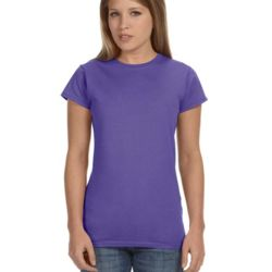 Ladies' Softstyle® 4.5 oz. Fitted T-Shirt Thumbnail