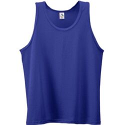 Poly/Cotton Athletic Tank-Youth Thumbnail