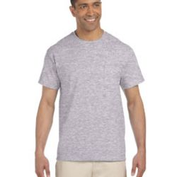 Adult Ultra Cotton® 6 oz. Pocket T-Shirt Thumbnail