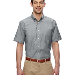 Men's Short-Sleeve Oxford with Stain-Release Thumbnail