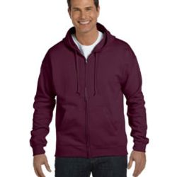 Adult 7.8 oz. EcoSmart® 50/50 Full-Zip Hood Thumbnail