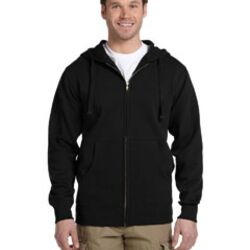Men's 9 oz. Organic/Recycled Full-Zip Hood Thumbnail