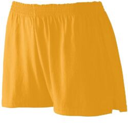 Girls' Trim Fit Jersey Short Thumbnail