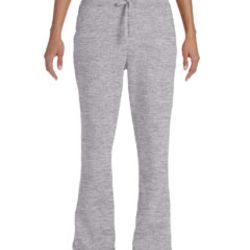 Ladies' Heavy Blend™ Ladies' 8 oz., 50/50 Open-Bottom Sweatpants Thumbnail