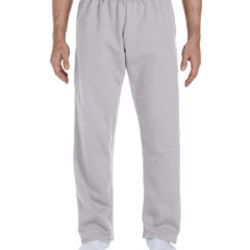 Adult DryBlend® Adult 9 oz., 50/50 Open-Bottom Sweatpants Thumbnail