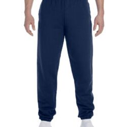 Adult 9.5 oz. Super Sweats® NuBlend® Fleece Pocketed Sweatpants Thumbnail