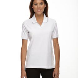 Ladies' Cotton Jersey Polo Thumbnail