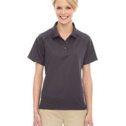 Ladies' Eperformance™ Ottoman Textured Polo Thumbnail