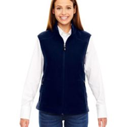 Ladies' Voyage Fleece Vest Thumbnail