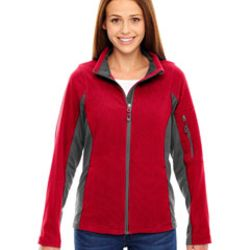 Ladies' Generate Textured Fleece Jacket Thumbnail