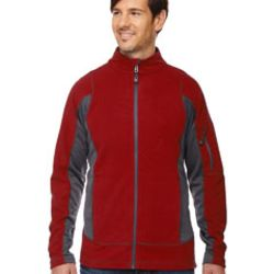 Men's Generate Textured Fleece Jacket Thumbnail