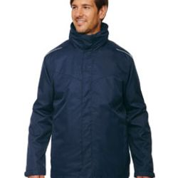 Men's Tall Region 3-in-1 Jacket with Fleece Liner Thumbnail