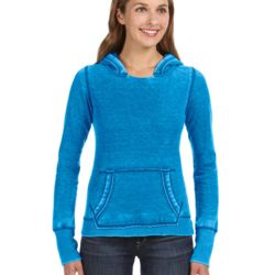 Ladies' Zen Pullover Fleece Hood Thumbnail