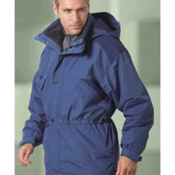 Adult 3-in-1 Parka with Dobby Trim Thumbnail