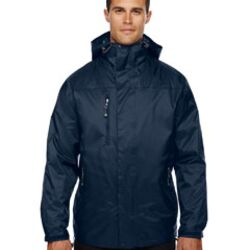 Adult Performance 3-in-1 Seam-Sealed Hooded Jacket Thumbnail