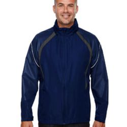 Men's Sirius Lightweight Jacket with Embossed Print Thumbnail