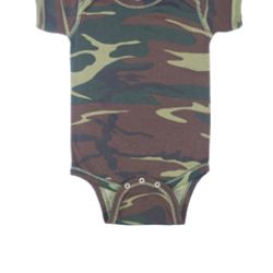 Infant Camouflage Bodysuit Thumbnail