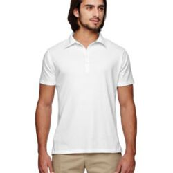 Men's 4.4 oz., 100% Organic Cotton Jersey Short-Sleeve Polo Thumbnail