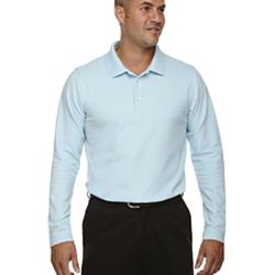Men's DRYTEC20™ Performance Long-Sleeve Polo Thumbnail