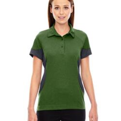 Ladies' Refresh UTK cool?logik™ Coffee Performance Mélange Jersey Polo Thumbnail