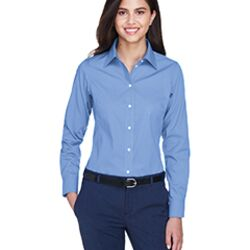 Ladies' Crown Woven Collection™ Solid Oxford Thumbnail