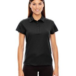 Ladies' Symmetry UTK cool?logik™ Coffee Performance Polo Thumbnail