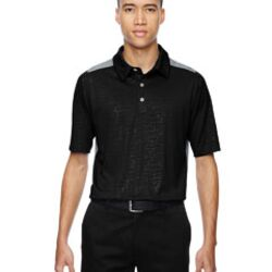 Men's Reflex UTK Cool Logik™ Performance Embossed Print Polo Thumbnail
