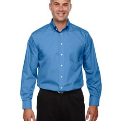 Men's Tall Crown Woven Collection™ Solid Broadcloth Thumbnail