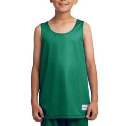 Youth PosiCharge ® Classic Mesh Reversible Tank Thumbnail