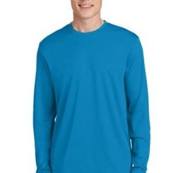 PosiCharge ® RacerMesh ® Long Sleeve Tee Thumbnail