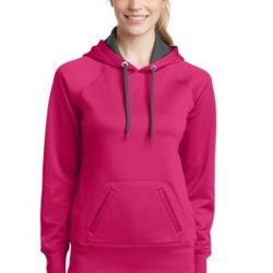 Ladies Tech Fleece Hooded Sweatshirt Thumbnail