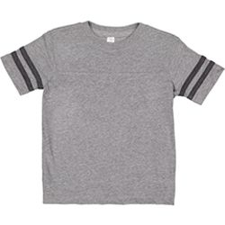 Toddler Football Fine Jersey T-Shirt Thumbnail