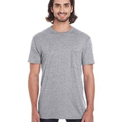 Adult Lightweight Pocket T-Shirt Thumbnail