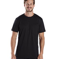 Men's 4.3 oz. Pocket Tee Crew Thumbnail