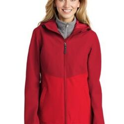 ® Ladies Tech Rain Jacket Thumbnail