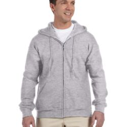 DryBlend® 9.3 oz., 50/50 Full-Zip Hood Thumbnail