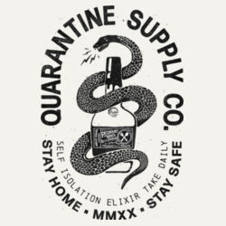 Quarantine Supply Co. Design