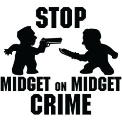 Stop midget on midget crime Thumbnail