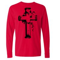 Heavy Cotton™ 5.3 oz. Long-Sleeve T-Shirt Thumbnail